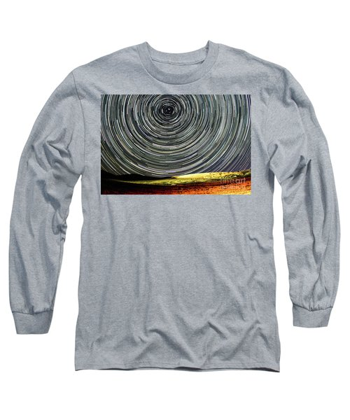 Star Trail Long Sleeve T-Shirt