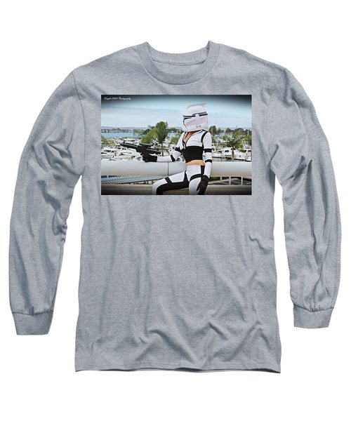 Star Wars By Knight 2000 Photography - Clone Wars Long Sleeve T-Shirt