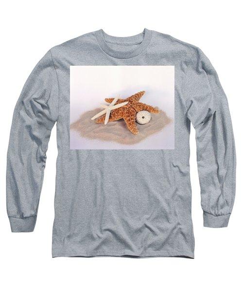 Starfish Still Life Long Sleeve T-Shirt