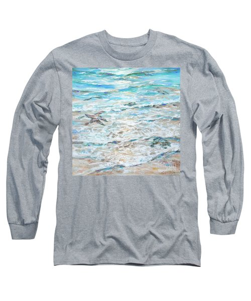 Starfish Under Shallows Long Sleeve T-Shirt