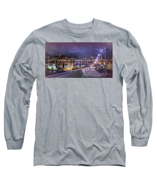 Starless Night Long Sleeve T-Shirt