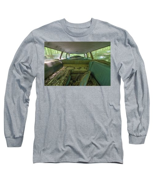 Station Wagon In Color Long Sleeve T-Shirt