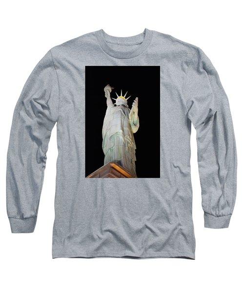 Statue Of Liberty.... Not Long Sleeve T-Shirt