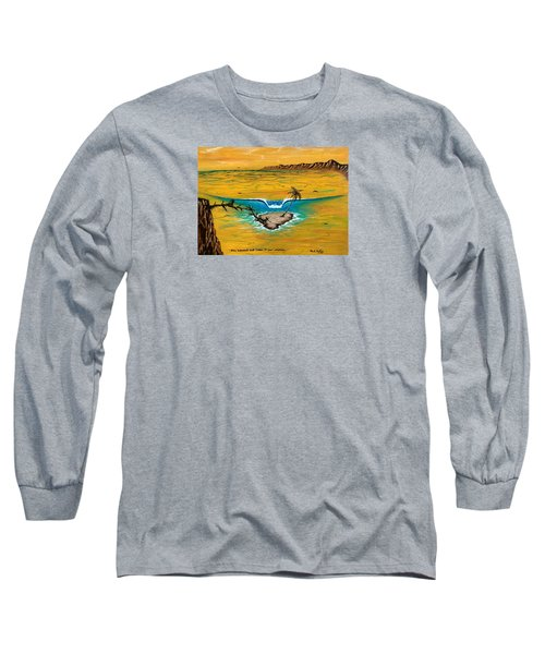 Listen To Your Intuition  Long Sleeve T-Shirt