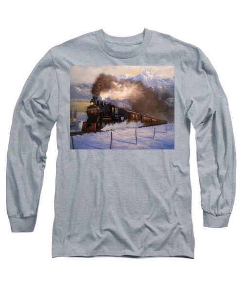 Steamin South Long Sleeve T-Shirt