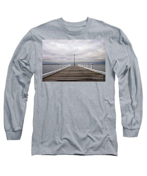 Steampacket Quay Long Sleeve T-Shirt