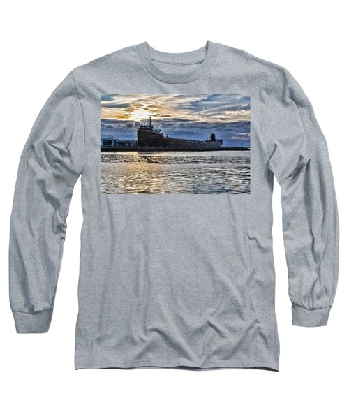 Steamship William G. Mather - 1 Long Sleeve T-Shirt