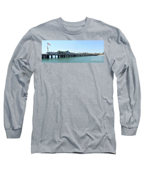 Stearns Wharf 2 Long Sleeve T-Shirt