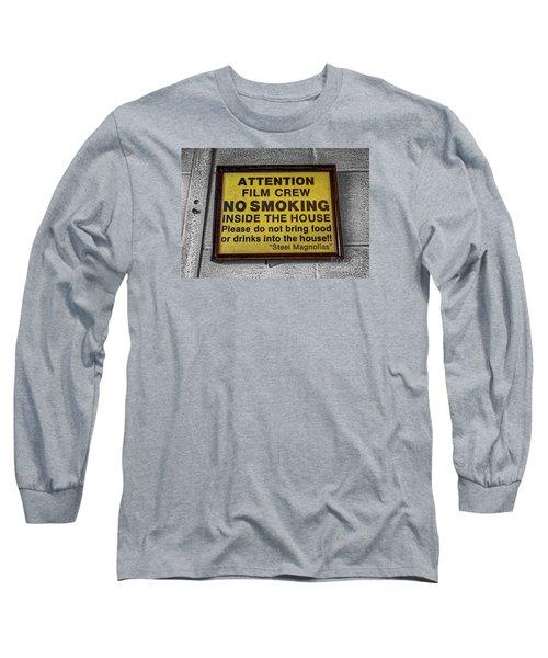 Steel Magnolias Memorabilia Long Sleeve T-Shirt