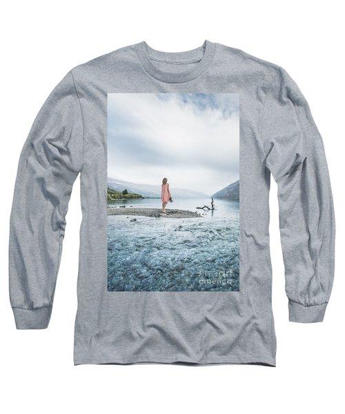 Step Inside The Dream Long Sleeve T-Shirt