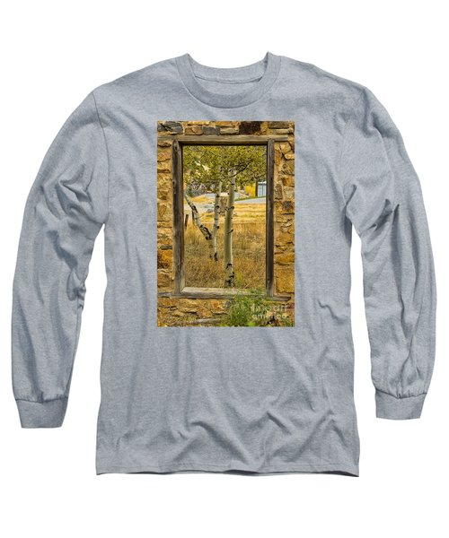 Step Through Long Sleeve T-Shirt