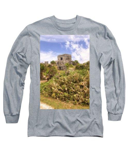 Step To The Heavens Long Sleeve T-Shirt