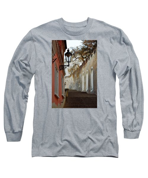 Steps To Saint Vitus Long Sleeve T-Shirt