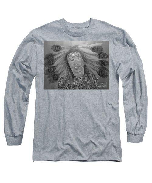Steven Tyler Art Long Sleeve T-Shirt