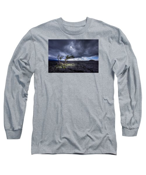 Long Sleeve T-Shirt featuring the photograph Still Fighting by Dan Mihai