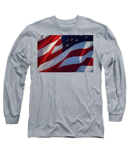 Still Our Flag. Long Sleeve T-Shirt