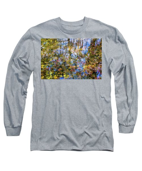 Stillness Holds Everything Long Sleeve T-Shirt