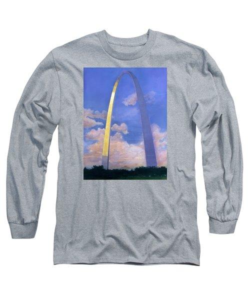 St.louis Gateway Arch Long Sleeve T-Shirt