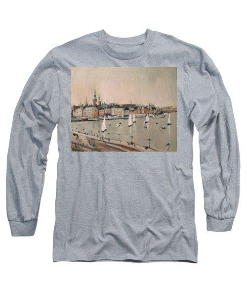 Stockholm Regatta Long Sleeve T-Shirt