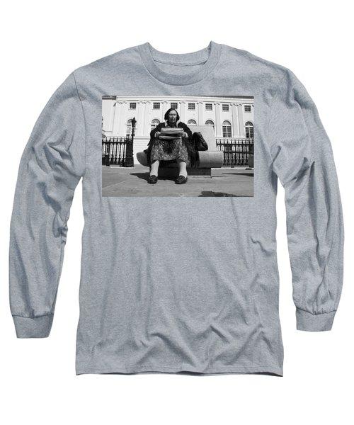 Stone Faced Long Sleeve T-Shirt