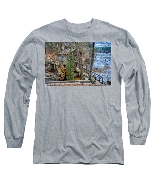 Stone Mountain Park In Atlanta Georgia Long Sleeve T-Shirt