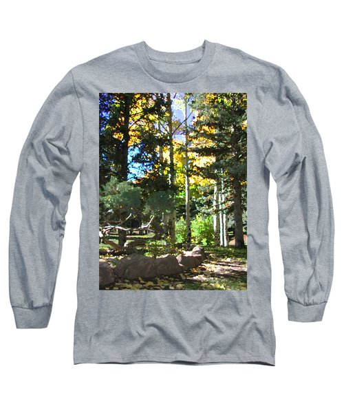 Stone Park Trails Long Sleeve T-Shirt