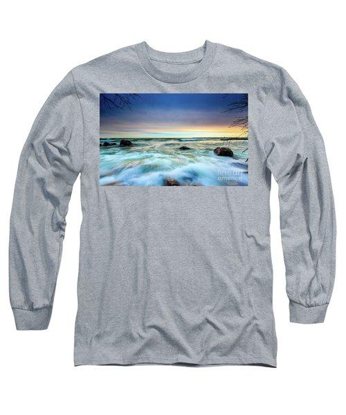 Stone Rush Long Sleeve T-Shirt