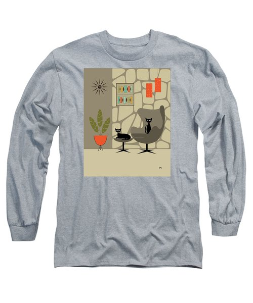 Stone Wall Long Sleeve T-Shirt