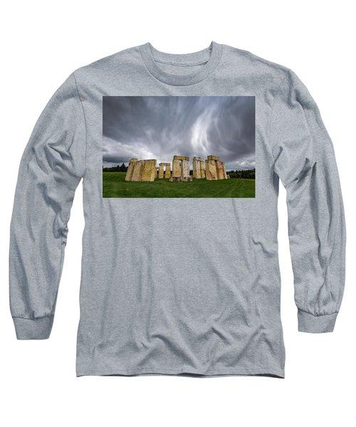 Stonehenge Long Sleeve T-Shirt