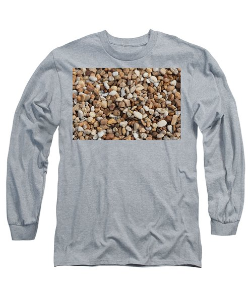 Stones 302 Long Sleeve T-Shirt by Michael Fryd