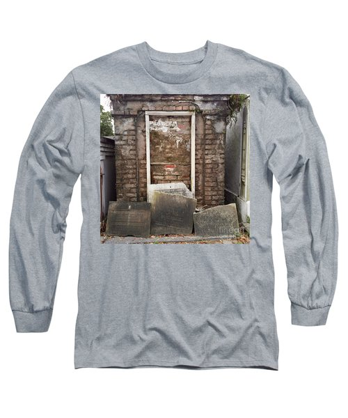 Stones And Markers Long Sleeve T-Shirt