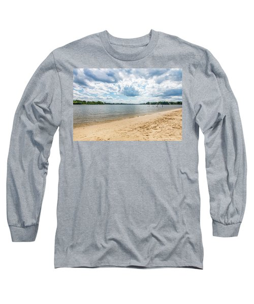 Sand, Sky And Water Long Sleeve T-Shirt