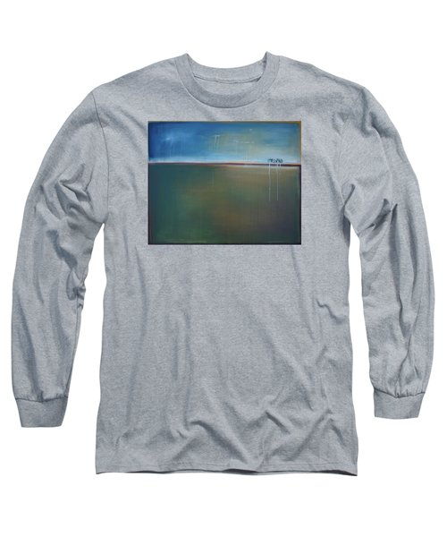 Storden Long Sleeve T-Shirt by Theresa Marie Johnson