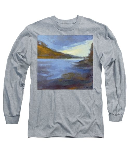 Storm Clouds Break Over The River Gorge Long Sleeve T-Shirt
