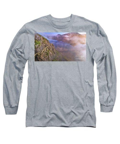 Storm King Highway Long Sleeve T-Shirt