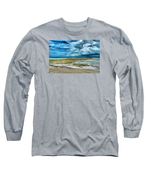 Storm Over Yamacraw Long Sleeve T-Shirt
