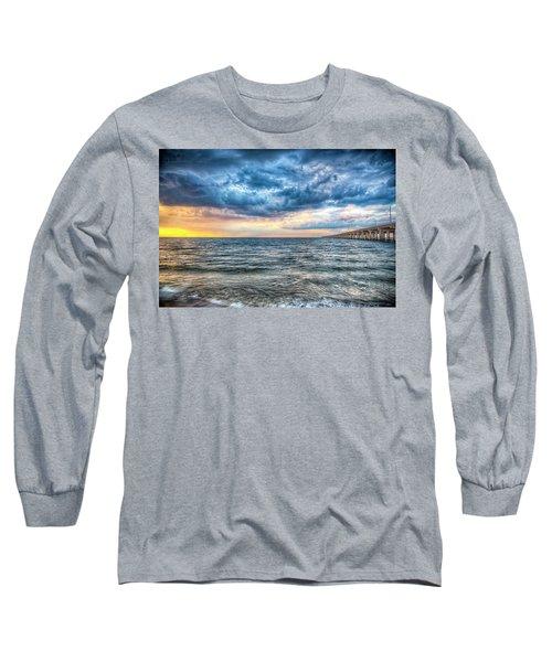 Storm Rising Long Sleeve T-Shirt