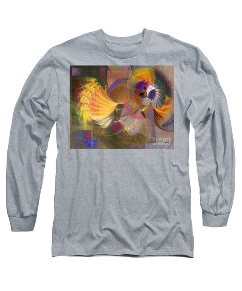Storms On Sheridan Long Sleeve T-Shirt