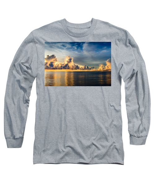 Stormy Clouds  Long Sleeve T-Shirt