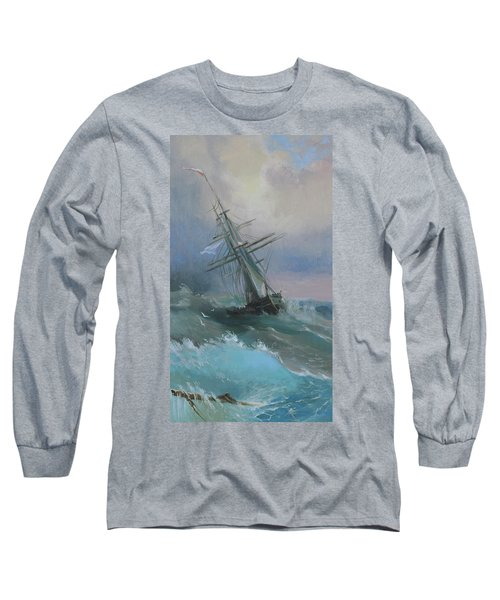 Stormy Sails Long Sleeve T-Shirt