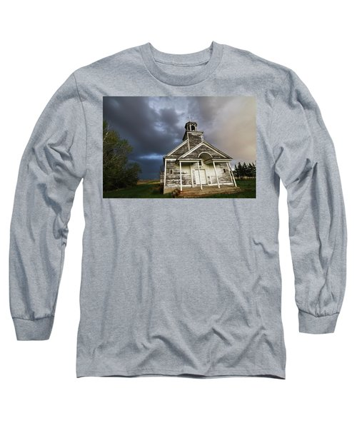 Stormy Sk Church Long Sleeve T-Shirt