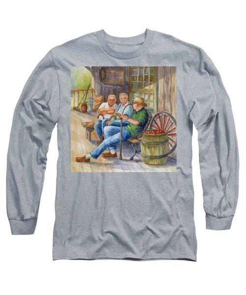 Storyteller Friends Long Sleeve T-Shirt