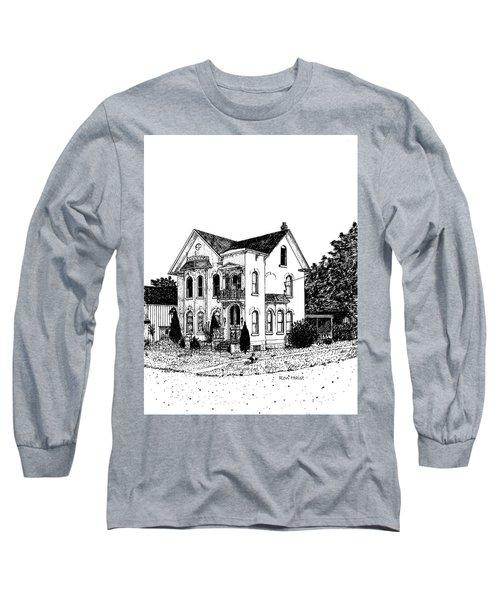 Stouffville House Long Sleeve T-Shirt