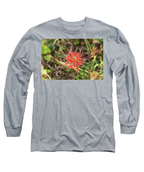 Strange Flower Long Sleeve T-Shirt
