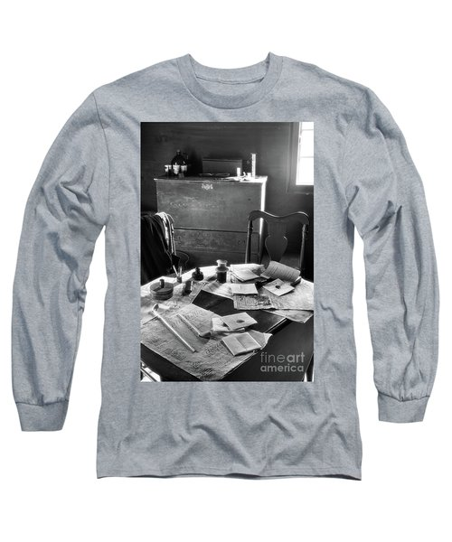 Strategy For The Troups Long Sleeve T-Shirt