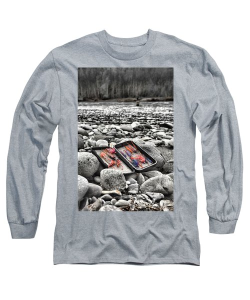 Stream Side Fly Box Long Sleeve T-Shirt