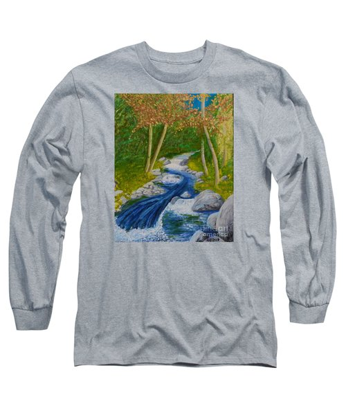 Stream Two Long Sleeve T-Shirt