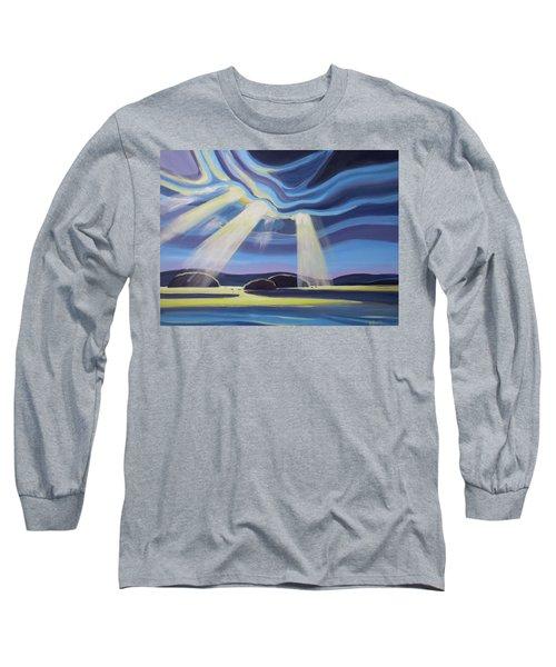 Streaming Light  Long Sleeve T-Shirt