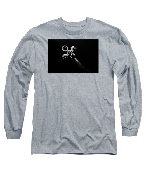 Street Light Long Sleeve T-Shirt by Kevin Cable