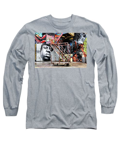 Street Portraiture Long Sleeve T-Shirt